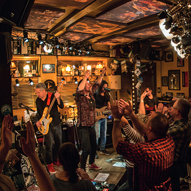 Fiddlers Green Event: Christmas Rock Party