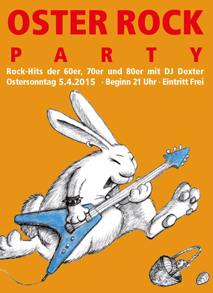 Oster Rock Party