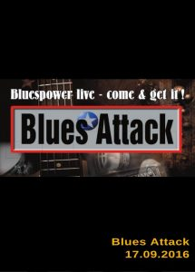 Blues Attack