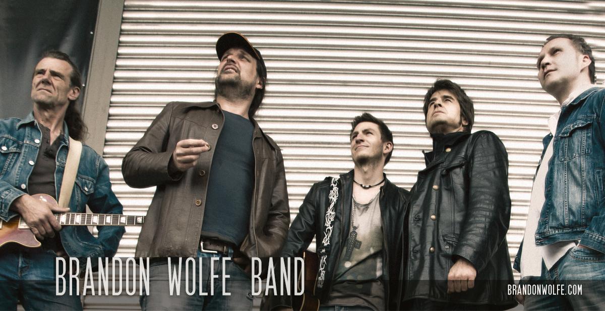 Brandon Wolfe Band