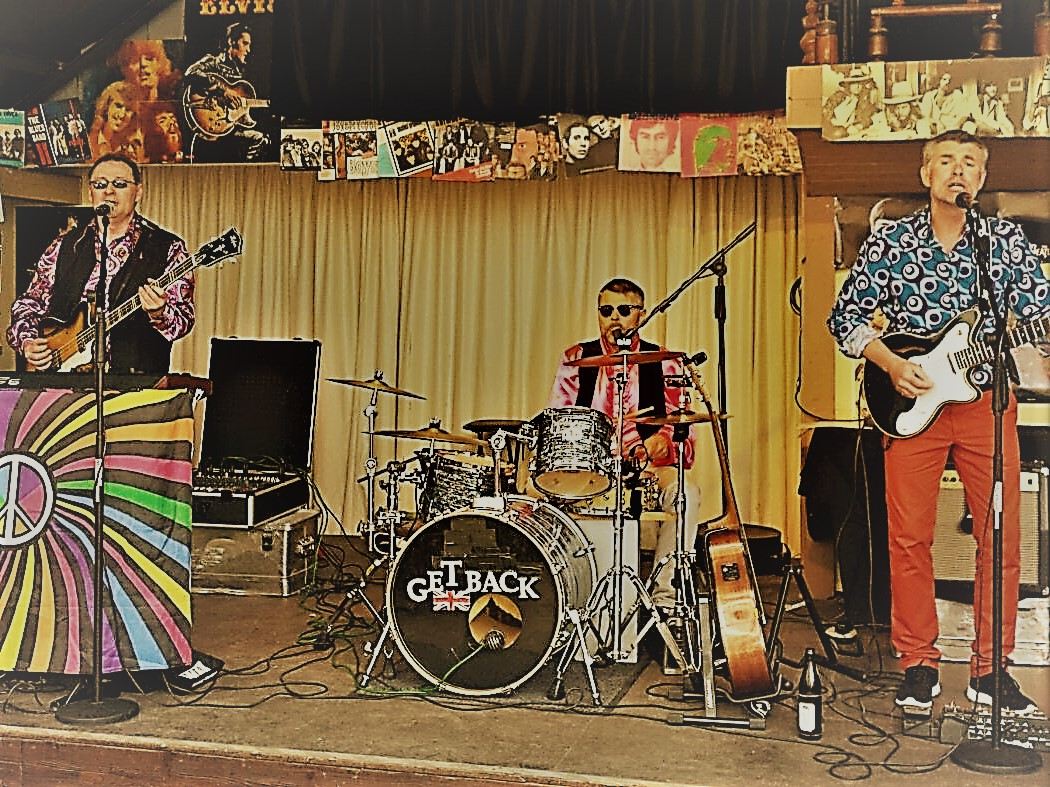 Getback Sound of the Sixties
