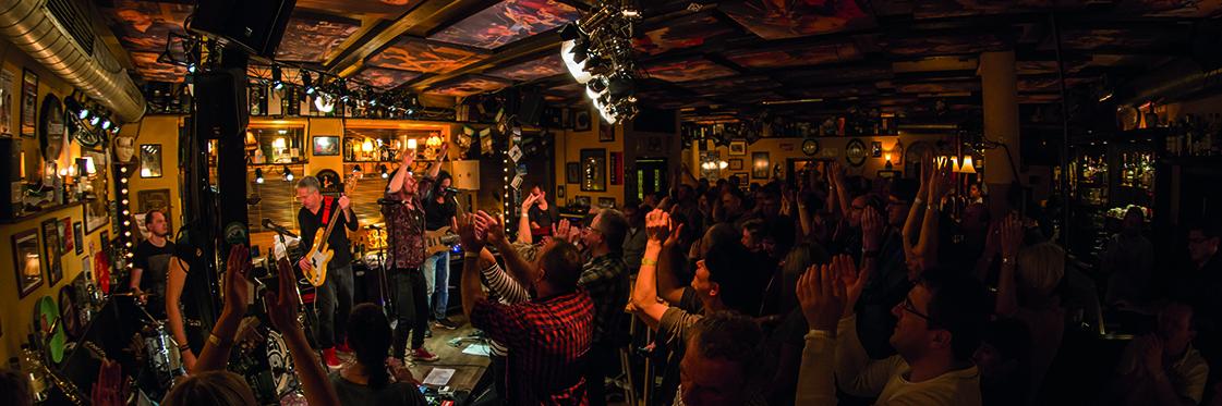 Live Veranstaltungen im Fiddler's Green Pub